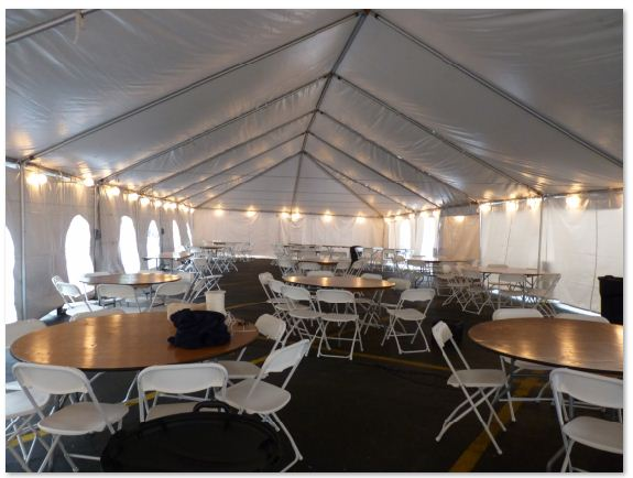 Frame Tents are perfectly designed to use as Disaster Relief as they are better able to withstand winds compared to traditional pole tents. & Big Tent Events Diaster Relief Tents Chicago and suburgs | Big ...